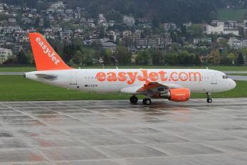 G-EZTR - easyJet Airbus A320
