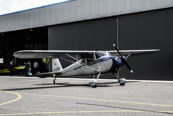 HB-CAO - Private Cessna 170