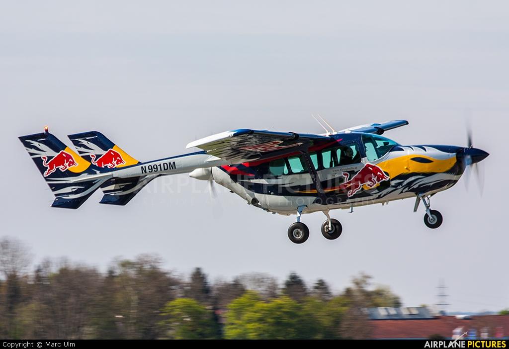 The Flying Bulls N991DM aircraft at Augsburg