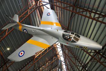 XL568 - Royal Air Force Hawker Hunter T.7