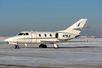 N715JC - Private Dassault Falcon 10