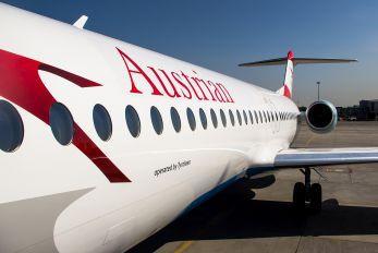 OE-LVI - Austrian Airlines/Arrows/Tyrolean Fokker 100