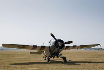 G-RUMW - The Fighter Collection Grumman FM Wildcat