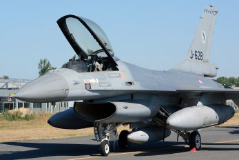 J-628 - Netherlands - Air Force Lockheed Martin F-16AM Fighting Falcon