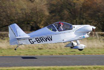 G-BRWV - Private Brugger MB2 Colibri