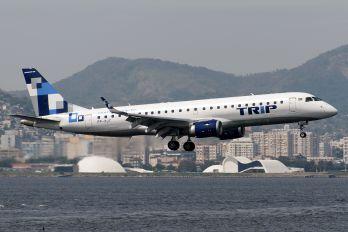 PP-PJT - Trip Linhas Aéreas Embraer ERJ-190 (190-100)