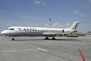 UP-F1008 - Caspiy Airlines Fokker 100