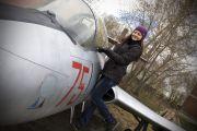 75 - Russia - Air Force Aero L-29 Delfín aircraft