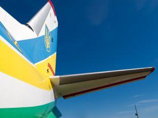 12 YELLOW - Ukraine - Border Guard Antonov An-24
