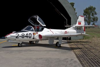 63-9840 - Turkey - Air Force Cessna T-37C Tweety Bird
