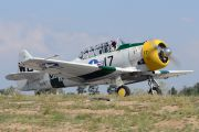 N1038A - Private North American Harvard/Texan (AT-6, 16, SNJ series) aircraft