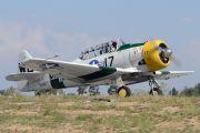 N1038A - Private North American Harvard/Texan (AT-6, 16, SNJ series) aircraft