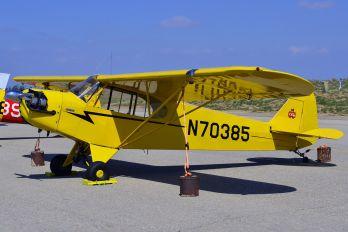 N70385 - Private Piper J3 Cub
