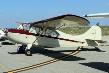 N4397C - Private Champion 7ECA Citabria