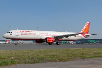 VT-PPL - Air India Airbus A321