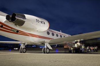 TC-ATA - Turkey - Government Gulfstream Aerospace G-IV,  G-IV-SP, G-IV-X, G300, G350, G400, G450