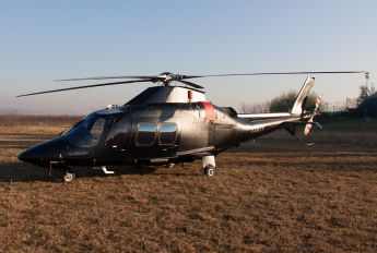 I-SATY - Private Agusta / Agusta-Bell A 109S Grand