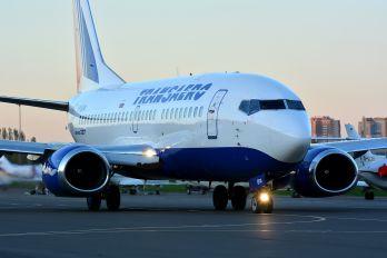 VP-BPA - Transaero Airlines Boeing 737-500