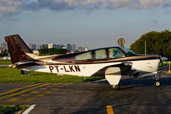 PT-LKN - Private Beechcraft 33 Debonair / Bonanza