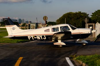 PT-NYJ - Aeroclube de São Paulo Embraer EMB-712 Tupi