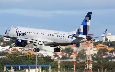 PP-PJN - Trip Linhas Aéreas Embraer ERJ-190 (190-100)
