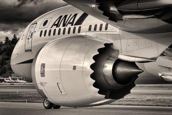 N1792B - ANA - All Nippon Airways Boeing 787-9 Dreamliner