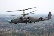 41 - Russia - Air Force Kamov Ka-52 Alligator aircraft