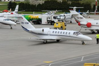 HB-VOW - Mathys Aviation Cessna 525B Citation CJ3