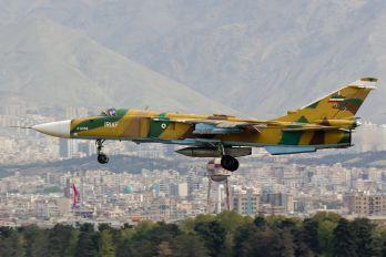 3-6858 - Iran - Islamic Republic Air Force Sukhoi Su-24M