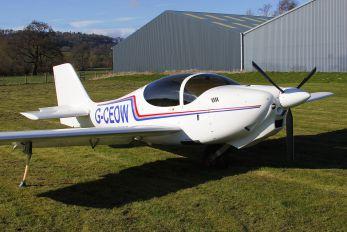 G-CEOW - Private Europa Aircraft Europa