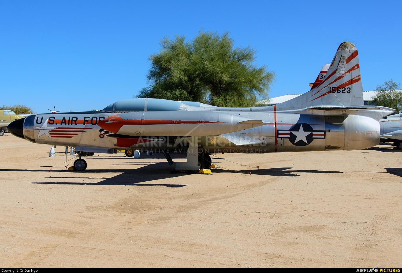 USA - Air Force 51-5623 aircraft at Tucson - Pima Air & Space Museum