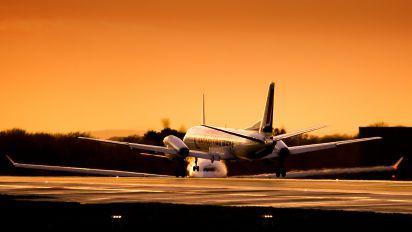 G-CDEB - Eastern Airways SAAB 2000