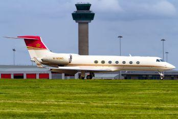 M-MOMO - Private Gulfstream Aerospace G-V, G-V-SP, G500, G550