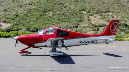 N500MH - Private Cirrus SR20