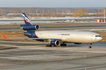 VP-BDR - Aeroflot McDonnell Douglas MD-11F