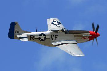 N151CF - Private North American P-51D Mustang