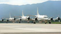 5040 - Japan - Maritime Self-Defense Force Lockheed P-3C Orion aircraft