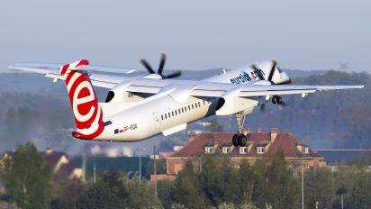 SP-EQG - euroLOT de Havilland Canada DHC-8-400Q / Bombardier Q400