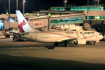 P2-PXE - Air Niugini Boeing 737-800