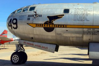 44-61669 - USA - Air Force Boeing B-29 Superfortress