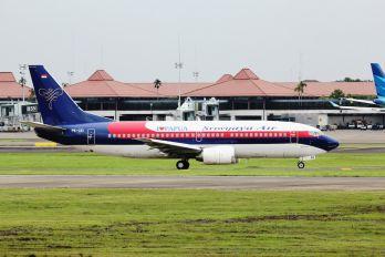 PK-CKI - Sriwajaya Air Boeing 737-300