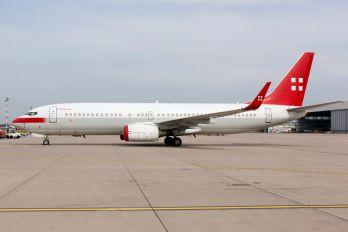 D-APBB - PrivatAir Boeing 737-800