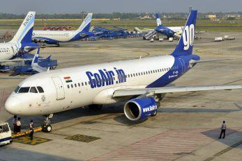 VT-GOL - Go Air Airbus A320