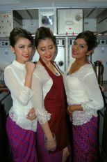 - Malindo Air - Aviation Glamour - Flight Attendant