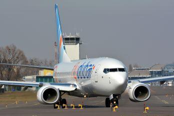 A6-FEL - flyDubai Boeing 737-800
