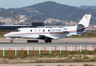 D-CHHH - Augusta Air Cessna 560XL Citation XLS