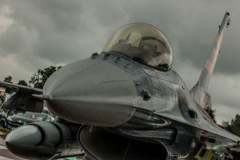 FA-71 - Belgium - Air Force General Dynamics F-16A Fighting Falcon