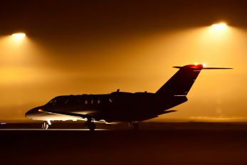 OO-ACC - Air Service Liege Cessna 525A Citation CJ2