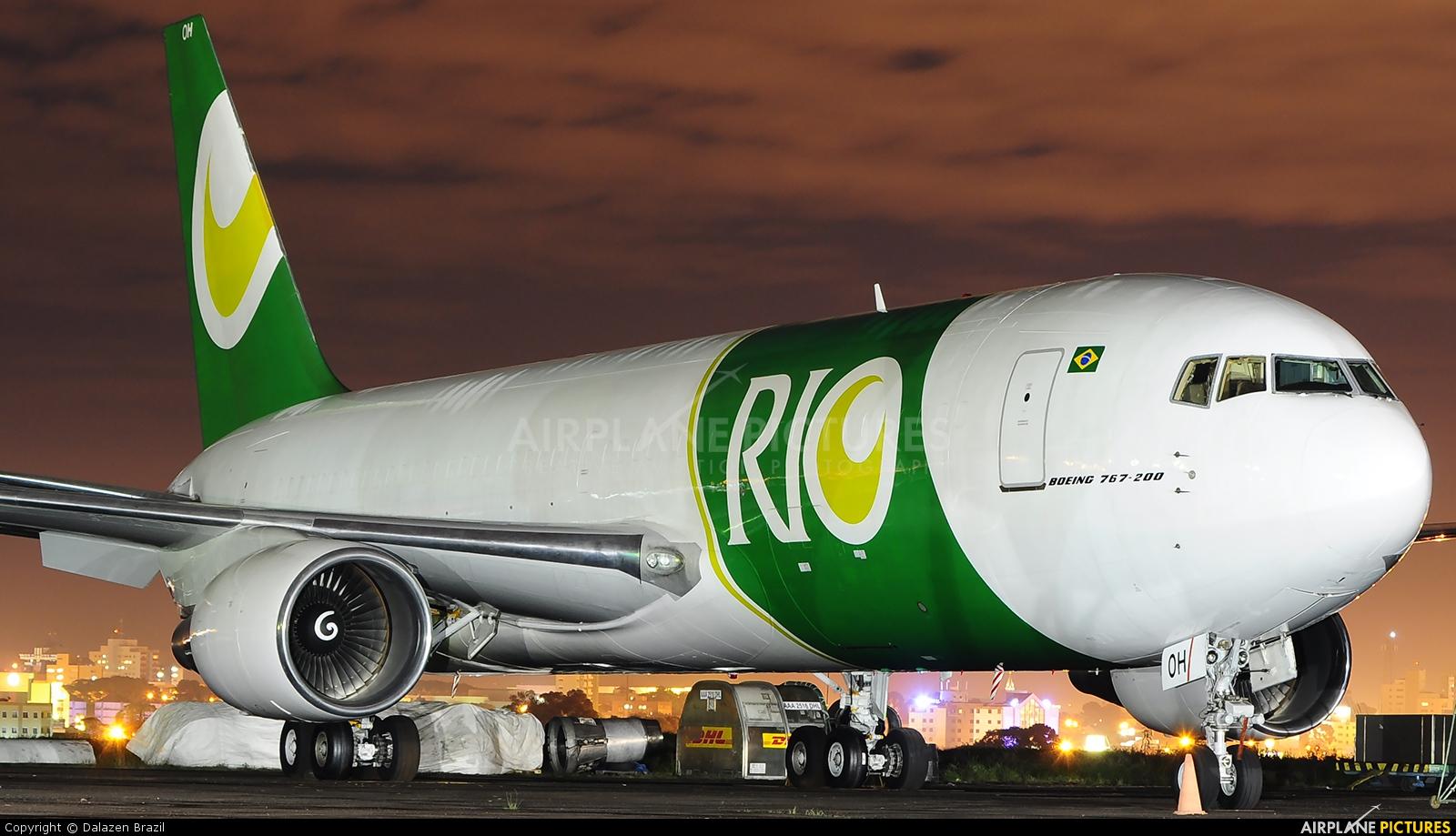 Rio Linhas Aéreas PR-IOH aircraft at Curitiba -  Afonso Pena