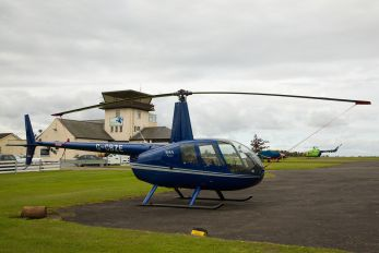 G-CBZE - MFH Helicopters Robinson R44 Astro / Raven